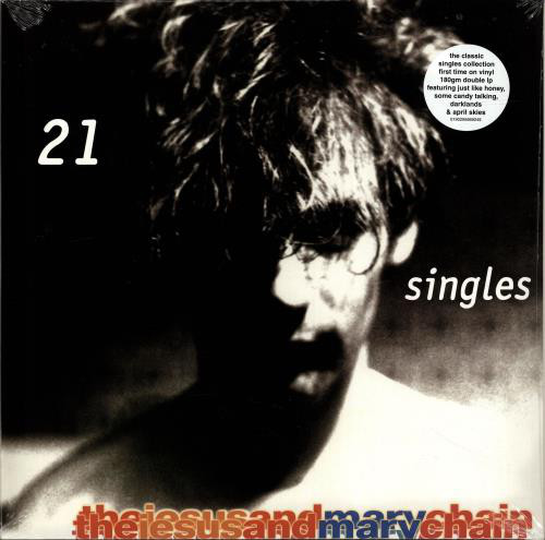 The Jesus And Mary Chain 21 Singles 1984-1998