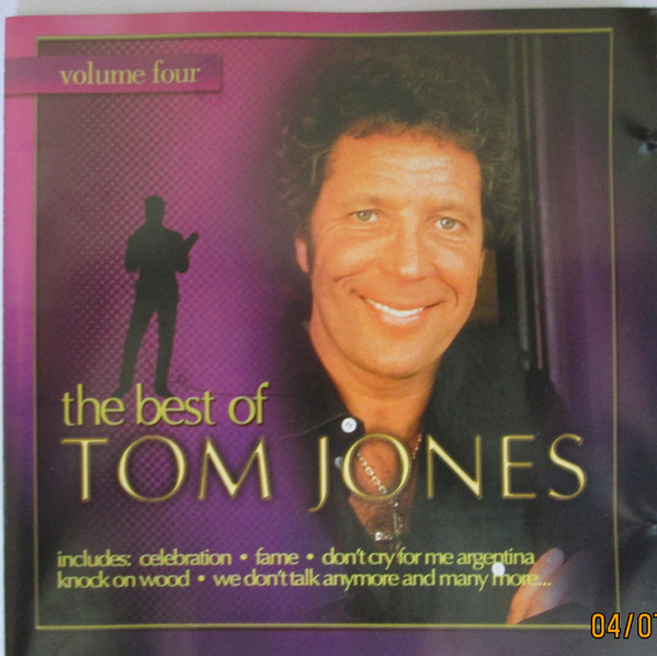 Jones, Tom The Best Of Tom Jones...Volume Four