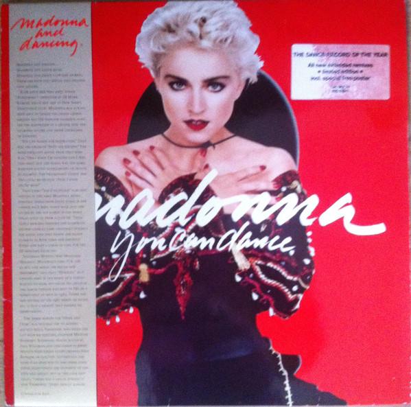 Madonna You Can Dance Vinyl