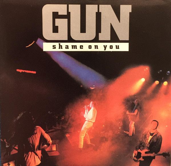 Gun Shame On You Vinyl