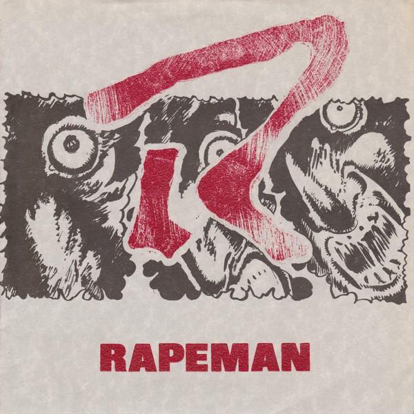 Rapeman Hated Chinee / Marmoset Vinyl