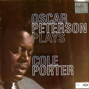 Peterson, Oscar Oscar Peterson Plays Cole Porter