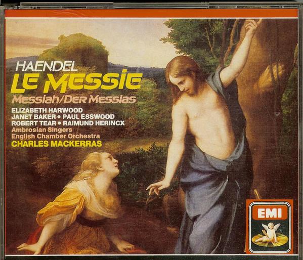 Handel - English Chamber Orchestra, Charles Mackerras, Ambrosian Singers Messiah