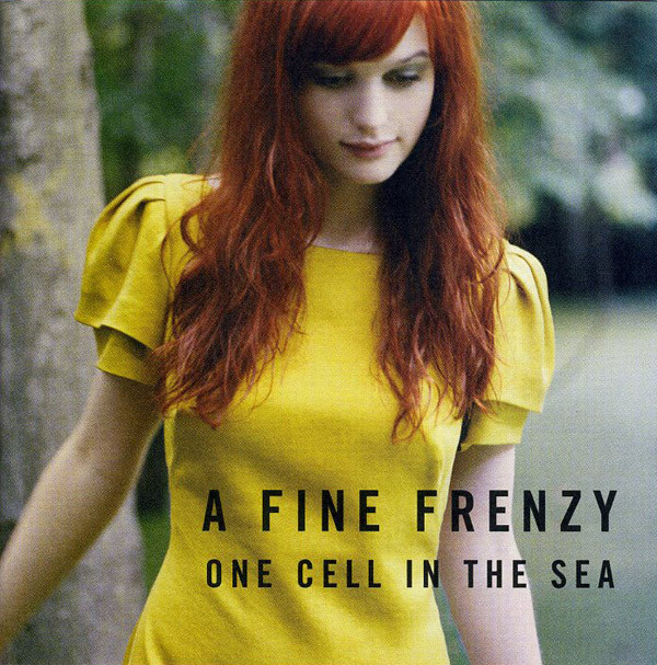A Fine Frenzy One Cell In The Sea CD