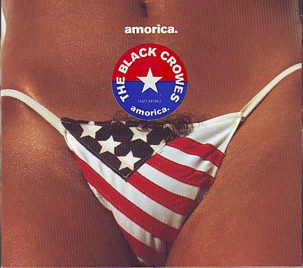 Black Crowes amorica Vinyl