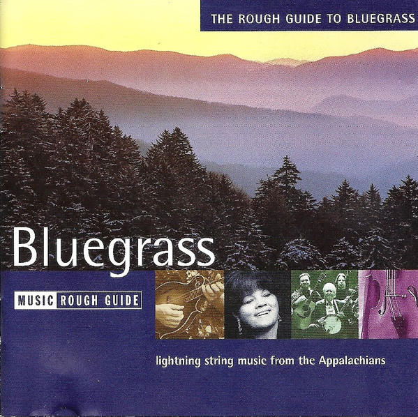 Various The Rough Guide To Bluegrass CD