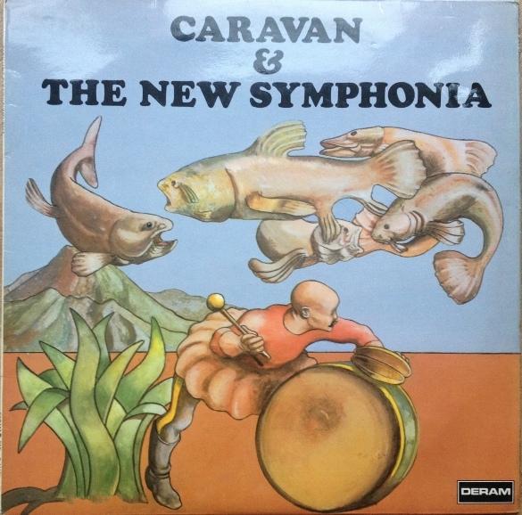 Caravan Caravan & The New Symphonia