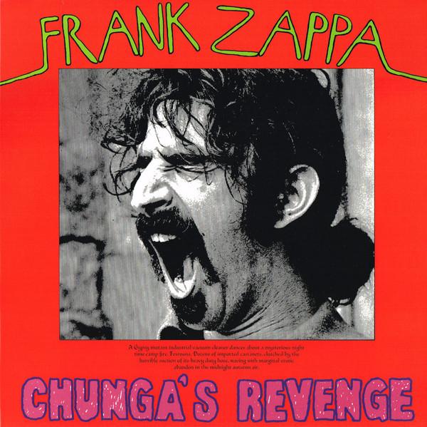Zappa, Frank Chunga's Revenge Vinyl