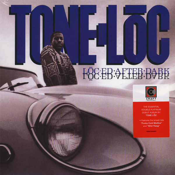 Tone-Loc Loc'ed After Dark Vinyl