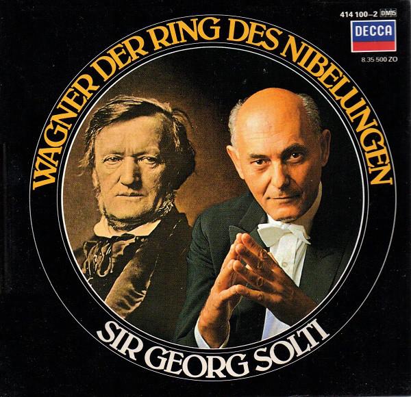 Wagner - Wiener Philharmoniker, Georg Solti Der Ring Des Nibelungen