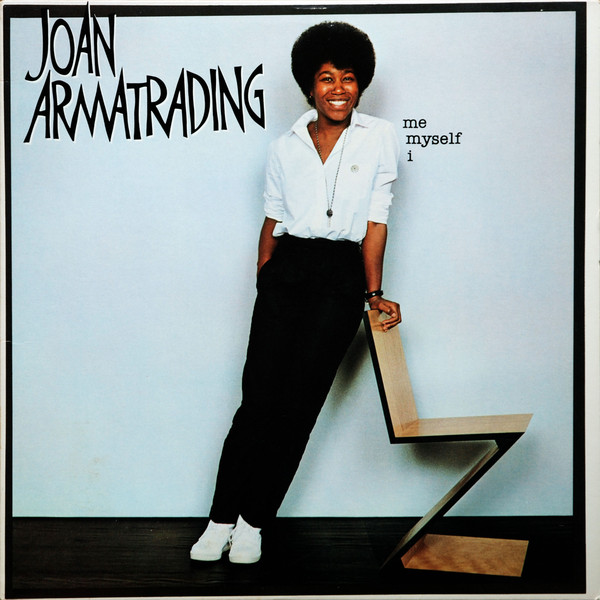 Armatrading, Joan Me Myself & I CD