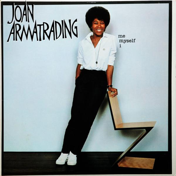 Armatrading, Joan Me Myself & I