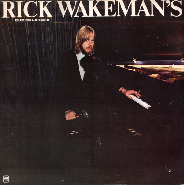 Wakeman, Rick Criminal Record