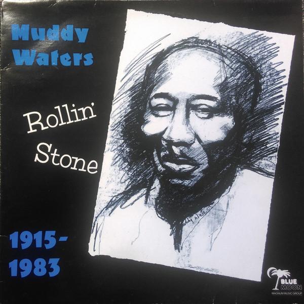 Muddy Waters Rollin' Stone Vinyl