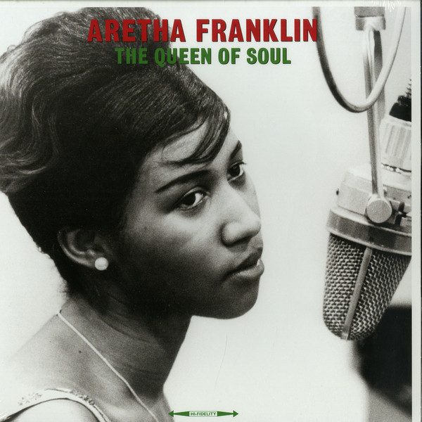 Aretha Franklin The Queen Of Soul Vinyl