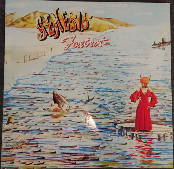 Genesis Foxtrot Vinyl
