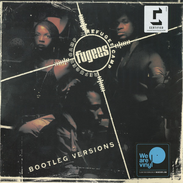 Fugees (Refugee Camp) Bootleg Versions Vinyl