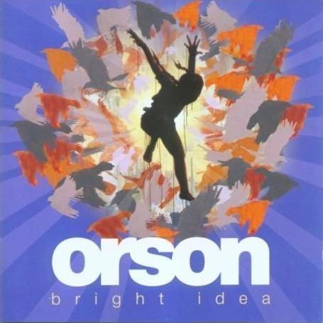 Orson Bright Idea CD