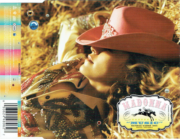 Madonna Music CD