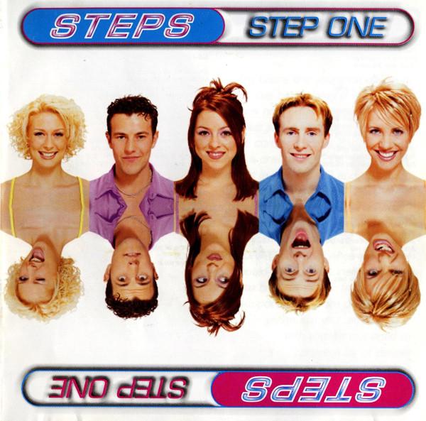 Steps Step One CD