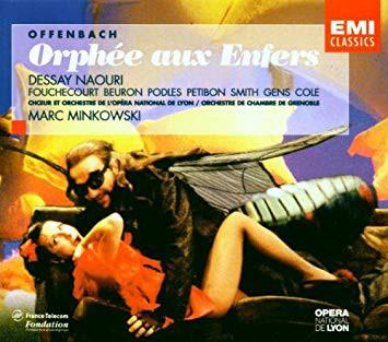 Offenbach - Dessay, Naouri, Marc Minkowski Orphée aux Enfers