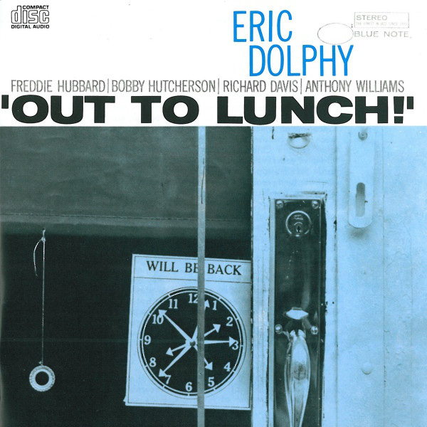 Dolphy, Eric Out To Lunch!