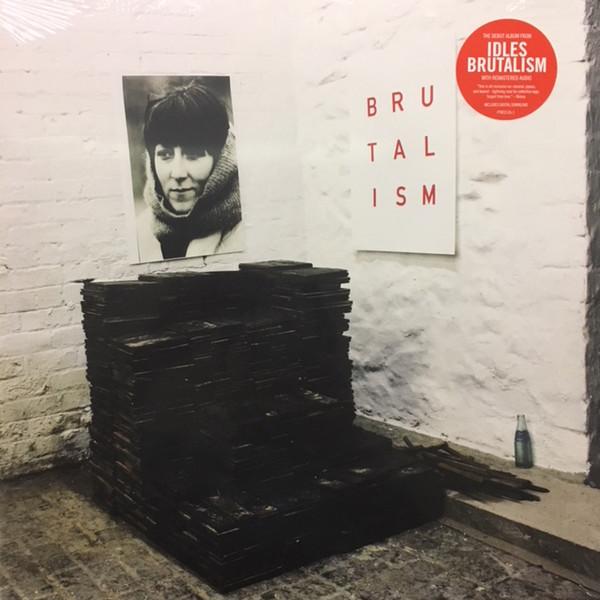 Idles Brutalism Vinyl