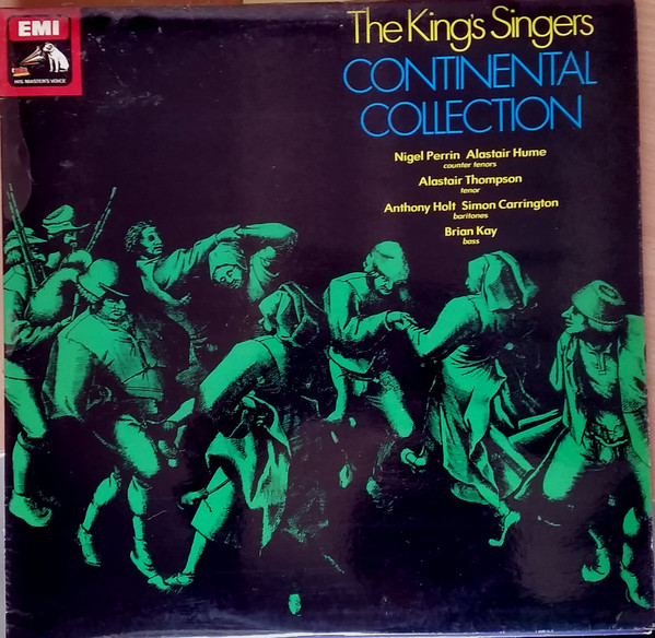 The King's Singers Continental Collection