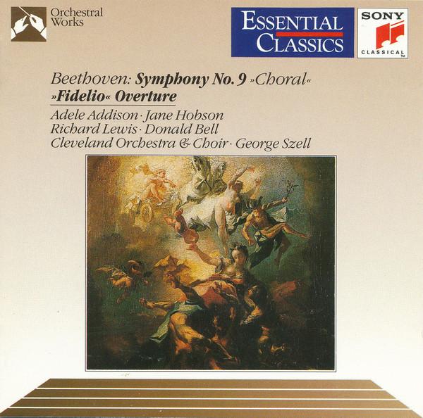Beethoven - Adele Addison, Jane Hobson, Richard Lewis, Donald Bell, George Szell Symphony No. 9
