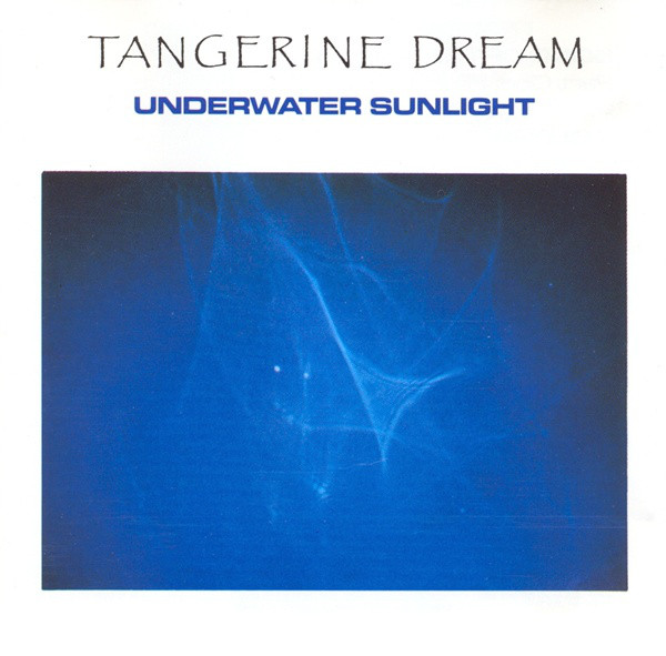 Tangerine Dream Underwater Sunlight Vinyl