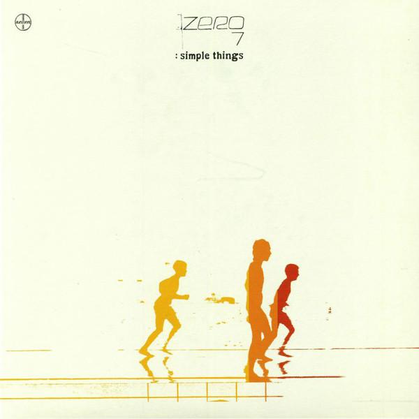 Zero 7 Simple Things Vinyl