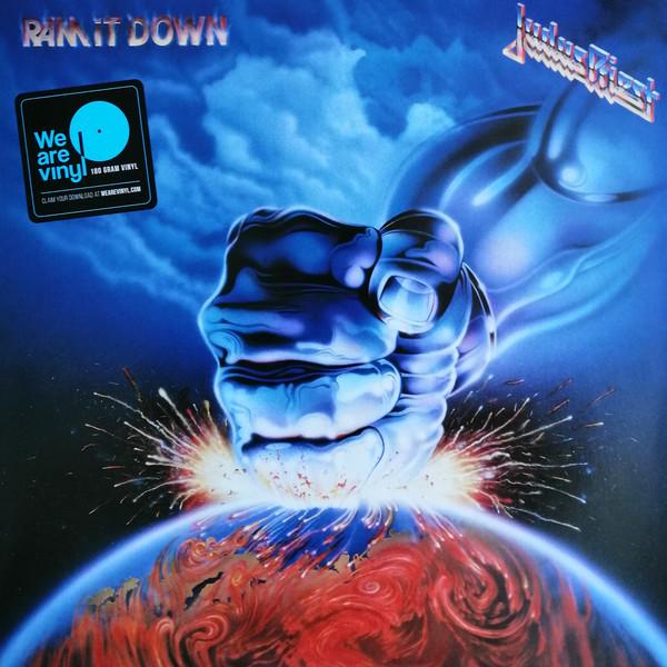 Judas Priest Ram It Down Vinyl