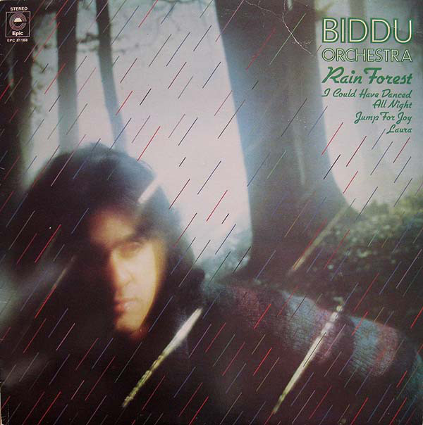 Biddu Orchestra Rain Forest Vinyl