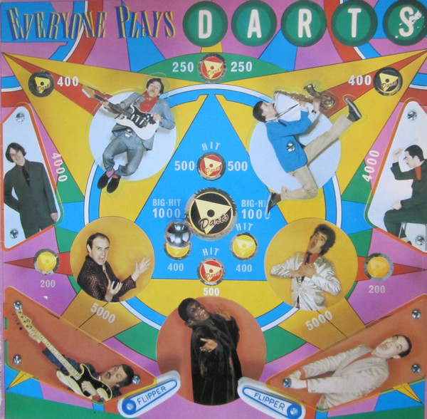 Darts Everyone Plays Darts