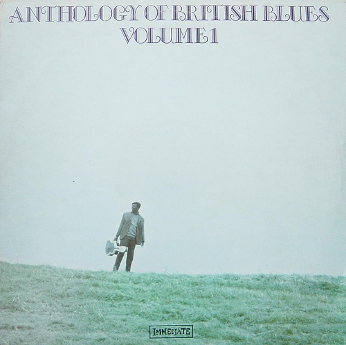 Various Artists Anthology Of British Blues Volume 1 Vinyl
