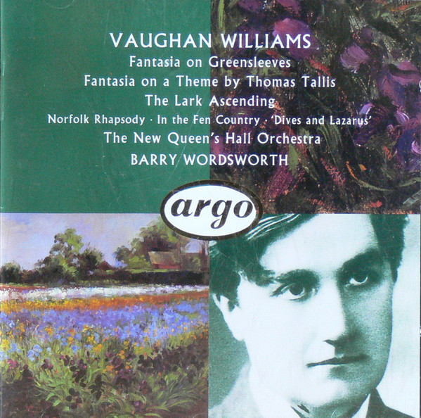 Williams - The New Queen's Hall Orchestra, Barry Wordsworth Greensleeves/Tallas Fantasia