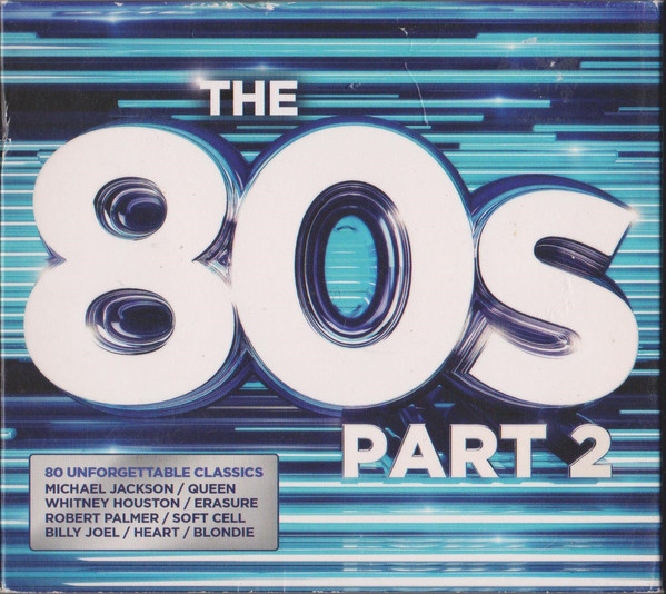 Various The 80s Part 2 CD