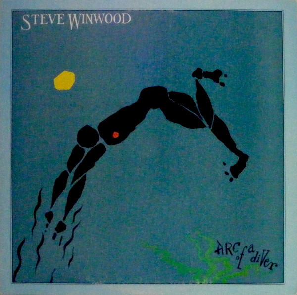 Winwood, Steve Arc Of A Diver