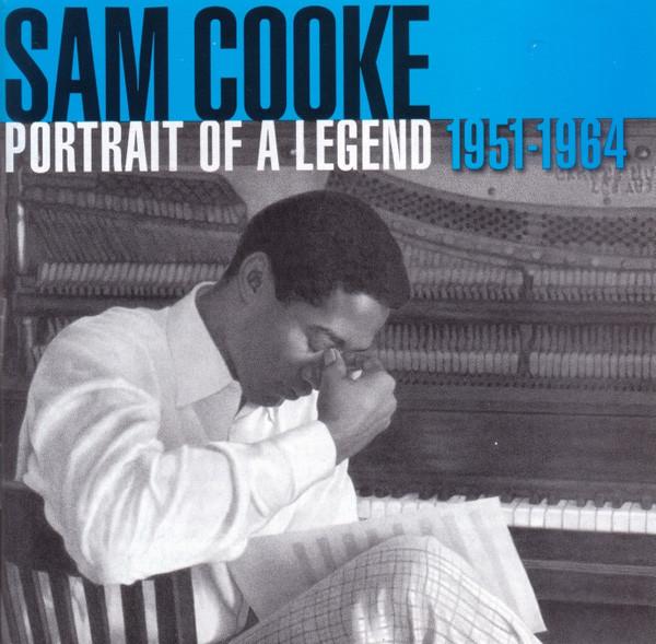 Cooke, Sam Portrait Of A Legend 1951-1964