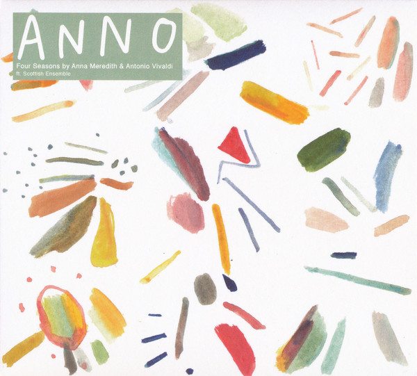 Anna Meredith & Antonio Vivaldi ft. Scottish Ensemble  Anno: Four Seasons CD