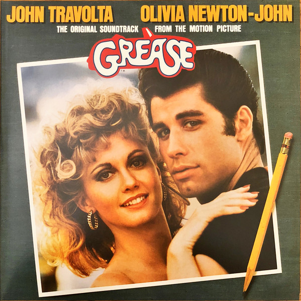 Various Grease (The Original Soundtrack From The Motion Picture) Vinyl