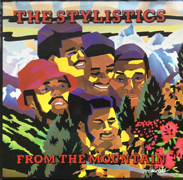 The Stylistics From The Mountain