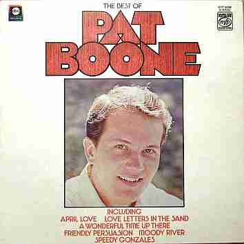 Boone, Pat The Best Of Pat Boone Vinyl