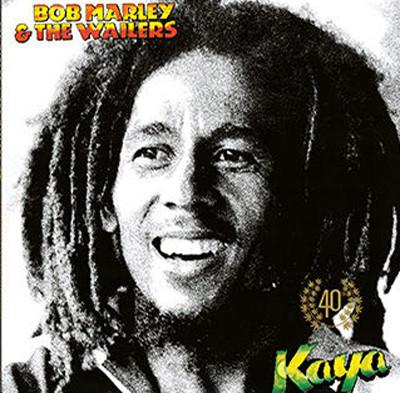 Bob Marley & The Wailers Kaya Vinyl