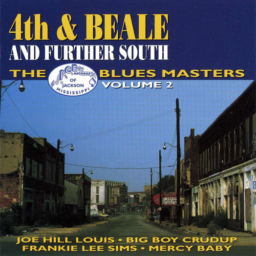 Various 4th And Beale And Further South  Vinyl