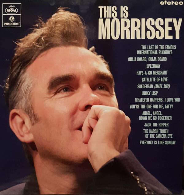 Morrissey This Is Morrissey Vinyl