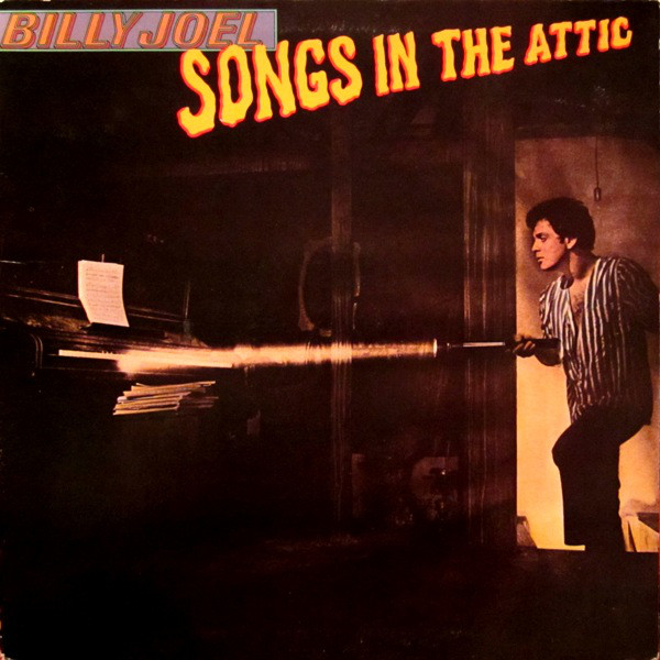 Joel, Billy Songs In The Attic