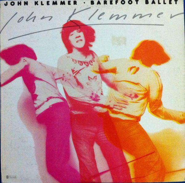Klemmer, John Barefoot Ballet Vinyl