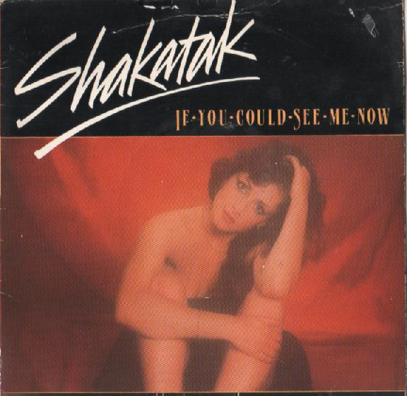 Shakatak If You Could See Me Now Vinyl