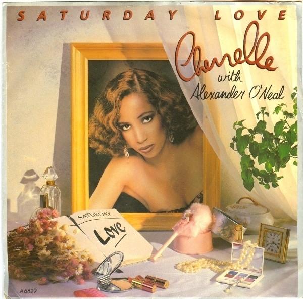 Cherrelle With Alexander O'Neal Saturday Love